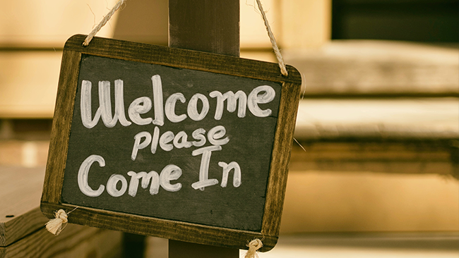 Help Your Guests Overcome Fear at Church